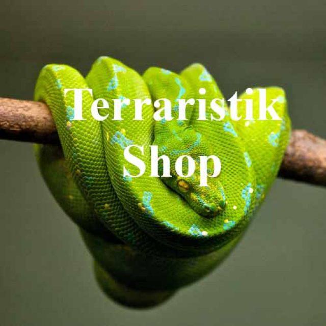 Terraristik Shop